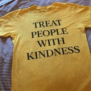 Tops - Treat people with kindness tee
